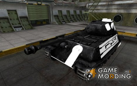 Зоны пробития VK 4502 (P) Ausf. B for World of Tanks