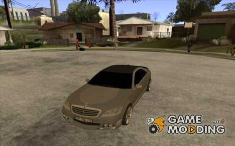 Mercedes-Benz S65 AMG Edition для GTA San Andreas