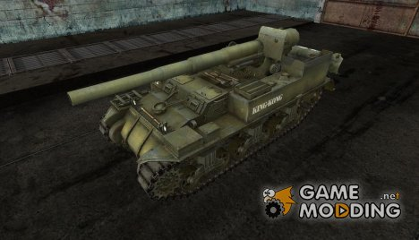М12 от johanan777 for World of Tanks