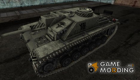 Шкурка для StuG III для World of Tanks