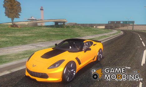 Chevrolet Corvette Stingray Z06 для GTA San Andreas