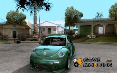 Volkswagen Beetle RSi Tuned for GTA San Andreas