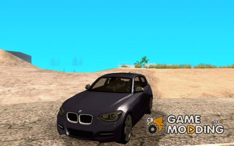 2013 BMW M135i for GTA San Andreas