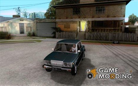 ВАЗ 2106 Пол-седьмого for GTA San Andreas