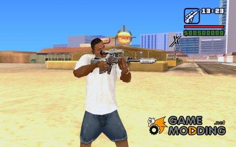 СВУ-АС для GTA San Andreas