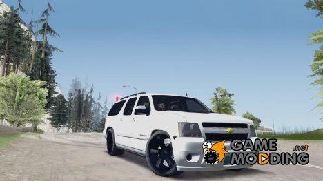 Chevrolet Suburban 2010 NFS для GTA San Andreas