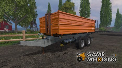 Fliegl TDK Modular for Farming Simulator 2015