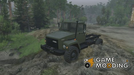 Газ - 3308 Садко for Spintires 2014