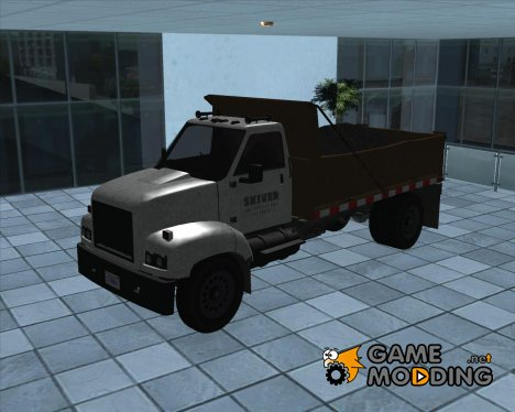 GTA 5 Brute Tipper for GTA San Andreas