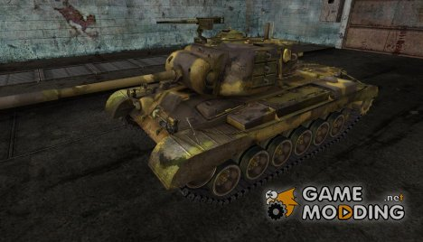 M46 Patton 4 for World of Tanks