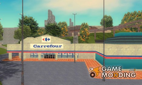 Carrefour for GTA 3
