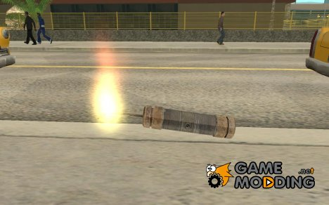 Stick of dynamite (Metro 2033) for GTA San Andreas
