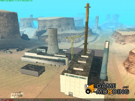 ЧАЭС (beta) for GTA San Andreas