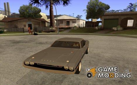 Dodge Challenger R/T Hemi 426 for GTA San Andreas