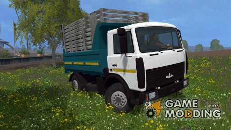 МАЗ 5551 for Farming Simulator 2015