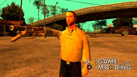 Новый Andre для GTA San Andreas