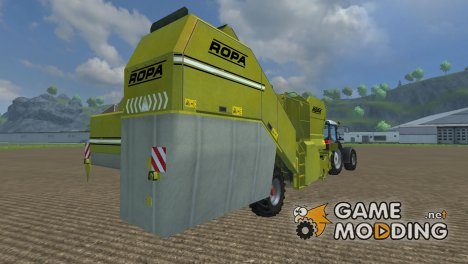 Ropa Keiler для Farming Simulator 2013