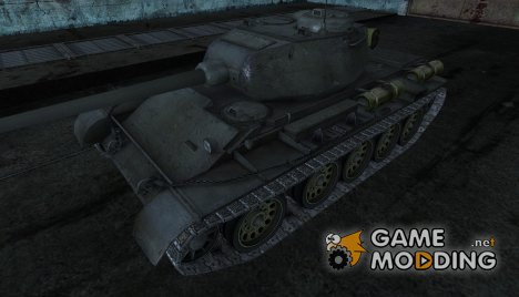 T-44 21 for World of Tanks