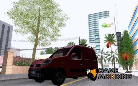 Renault Kangoo II Stock для GTA San Andreas