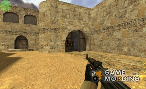 AK-47 on TS anims for Counter-Strike 1.6