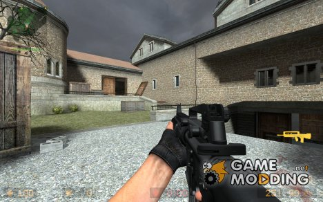 M16A4 Animations v2 для Counter-Strike Source