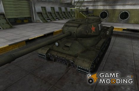 Шкурка для IS-2 for World of Tanks