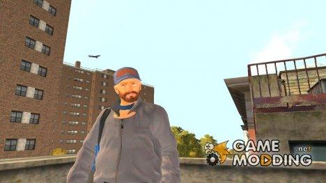 Пляжный Макс for GTA 4