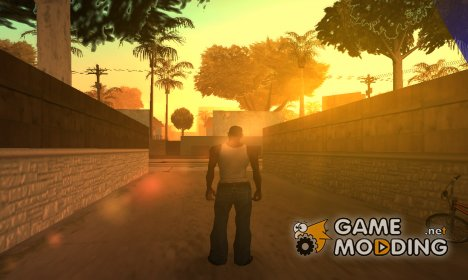 PS2 Graphics and Function Mod for GTA San Andreas