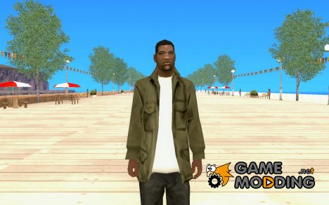 Новый гангстер в составе Grove for GTA San Andreas