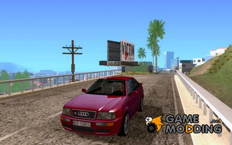 Audi S2 for GTA San Andreas