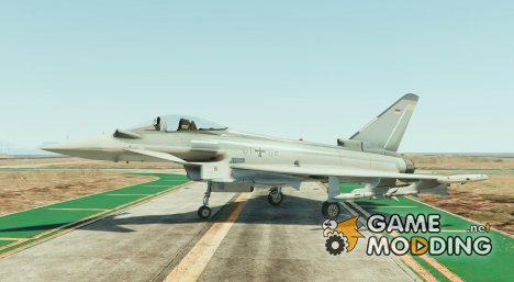 Eurofighter Typhoon Air Force Germany Liveries для GTA 5
