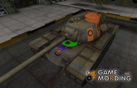 Качественный скин для T110E5 для World of Tanks