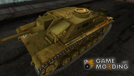 StuG III 17 for World of Tanks
