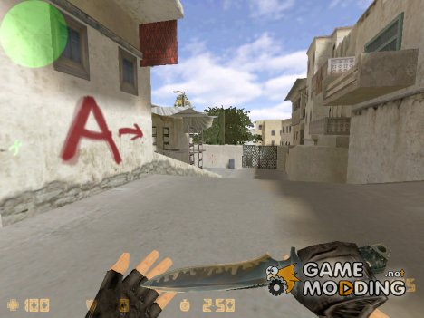 CSS_DUST2X2_GO для Counter-Strike 1.6