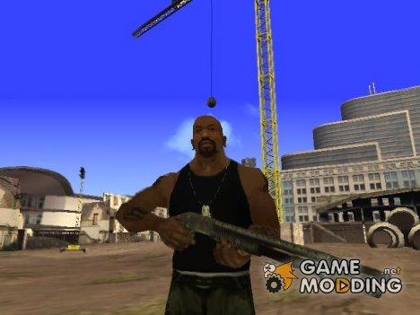 Пак качественного оружия из Battlefield Vietnam v.1 для GTA San Andreas