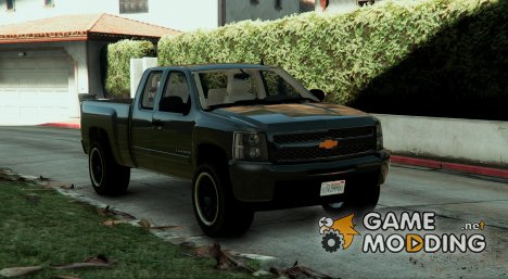 2010 Chevrolet Silverado 1500 LT 0.5 for GTA 5