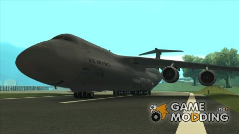 Пак воздушного, наземного и водного транспорта в более-менее HD for GTA San Andreas