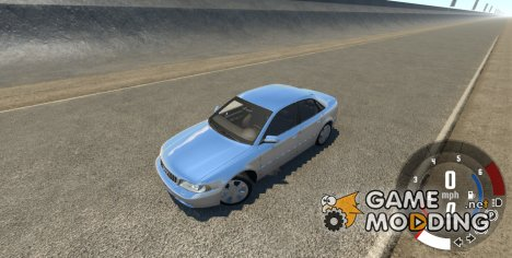 Audi S4 2000 for BeamNG.Drive