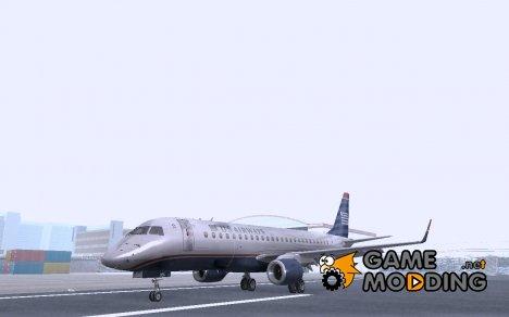 Embraer ERJ 190 USAirways for GTA San Andreas