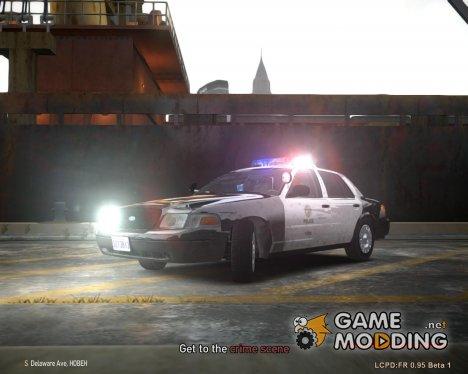 Федеральная сирена TouchMaster Delta for GTA 4