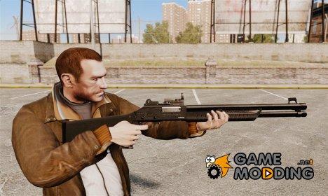 Тактический дробовик Fabarm SDASS Pro Forces v3 for GTA 4