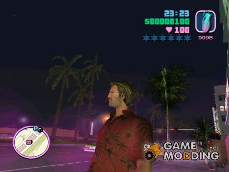 Скин из iOS версии 2 for GTA Vice City