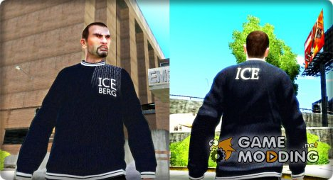 "Свитер ""Iceberg"" for GTA 4"