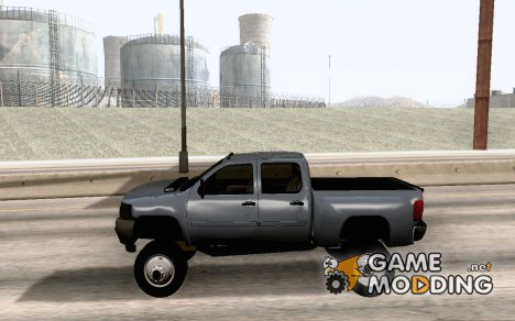 2012 Chevrolet Silverado 3500 HD for GTA San Andreas