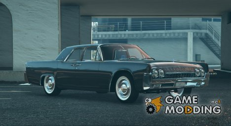Lincoln Continental 1962 version 1.2 for GTA 5