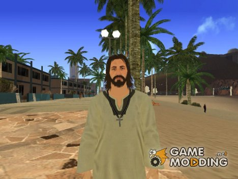 Jesus (GTA V) for GTA San Andreas