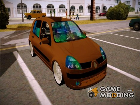 Renault Clio for GTA San Andreas