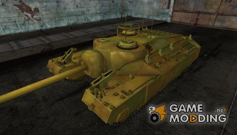 Шкурка для T95 №9 для World of Tanks