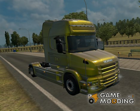 Scania Longline T 1.3 для Euro Truck Simulator 2