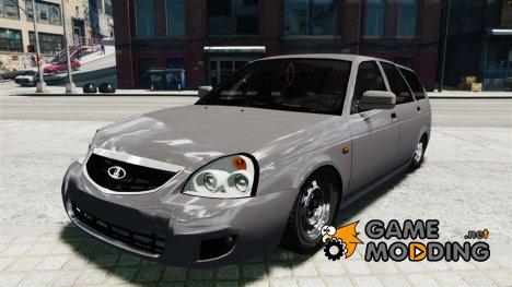 ВАЗ 2171 Универсал for GTA 4